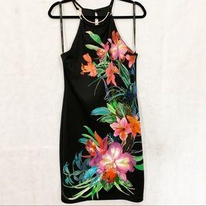 Bisou Bisou Floral Dress